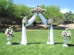 wedding arches rustic best 25 burlap wedding arch ideas on rustic noticeable