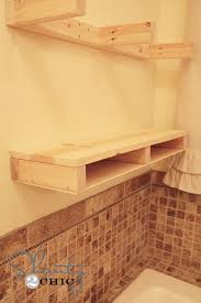 Hanging Wall Shelves Woodworking Plan by Best 25 How To Make Floating Shelves Ideas On Pinterest