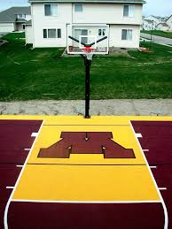 glamorous small backyard basketball court ideas images inspiration