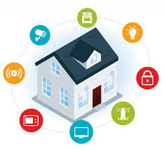 home automation logo design smart home automation devices and products