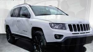 compass jeep 2014 jeep compass 2 2 crd 4x4 limited dd274219 bright white uni leder