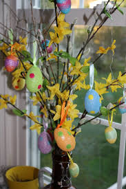 easter trees ornaments u2013 happy easter 2017