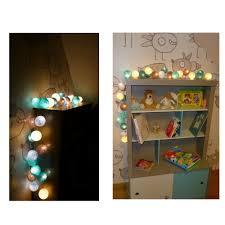 guirlande lumineuse chambre bebe guirlande lumineuse boule chambre bebe noel decoration