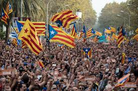 Colors Of Spains Flag Catalan Crisis Why Does Catalonia Want Independence Do The
