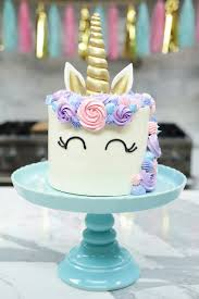 how to make a unicorn cake rosanna pansino nerdy nummies