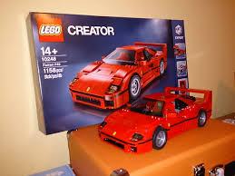 lego ferrari f40 brickshelf gallery lego creator 10248 ferrari f40