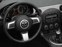 mazda roadster interior mazda mx 5 2009 pictures information u0026 specs