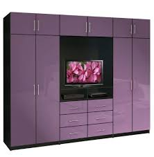 modern wall units contempo space