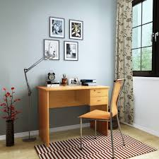 Study Table by Hometown Simply Engineered Wood Study Table Price In India Buy