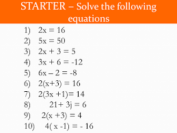solving equations with unknowns on both sides by evivyover