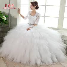 wedding dresses hire discount palace luxury fashion korean version of the princess