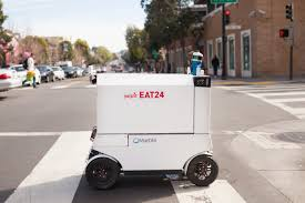 marble and yelp eat24 start robot food delivery in san francisco