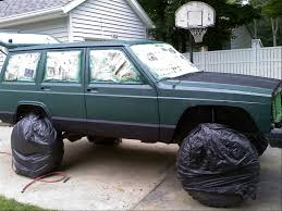 jeep grand cherokee light bar the green machine jeep cherokee forum