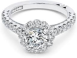 tacori halo engagement rings fascinating tacori halo engagement ring 33 in small home