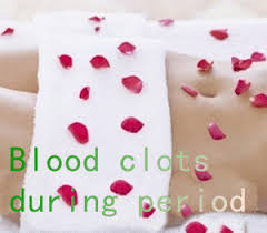 light period with clots blood clots during period period pain relief