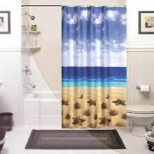 Sea Themed Shower Curtains Sea Themed Curtains What Are Some Themed Shower Curtain