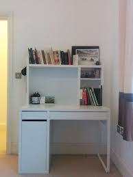 Ikea Micke Corner Desk by Ikea Micke Desk With Bookshelf In Maidstone Kent Gumtree