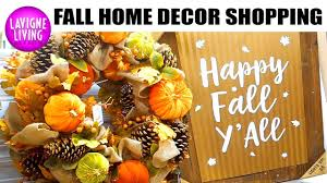 fall halloween home decor shop with me at homegoods pier 1