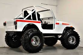 renegade jeep truck 1980 jeep cj7 renegade restomod is the business