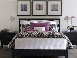 Best  Purple Black Bedroom Ideas On Pinterest Purple Bedroom - Black and white bedroom designs ideas