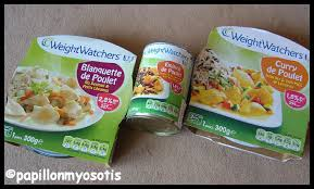 cuisine weight watchers test produits plat cuisine weight watchers gamme bio raynal et