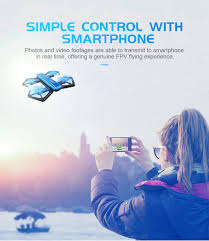 jjrc h43wh mini selfie drone with 720p hd camera folded rc