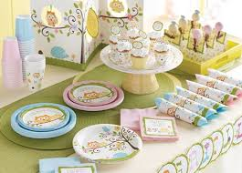 Decorating For A Baby Shower On A Budget Baby Shower Supplies Boy U0026 Baby Shower Ideas Shindigz