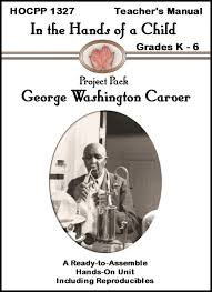 george washington carver curriculum hands of a child