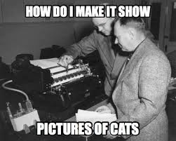 Typewriter Meme - mountain west digital library news creative commons at mwdl
