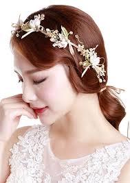 wedding headdress kids bridesmaid wedding headdress hair accessory pink bellelily