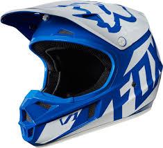 discount youth motocross gear fox socks target fox v1 race kids mx helmet clothing blue fox
