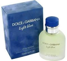 dolce and gabbana light blue 2 5 oz dolce gabbana light blue 2 5oz men s eau de toilette ebay