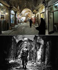 syria before and after 15 photos of syria before after war frankies facts