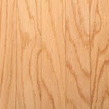 Rustic Oak Laminate Flooring Bruce Oak Rustic Natural 3 8 In Thick X 3 In Wide X Random