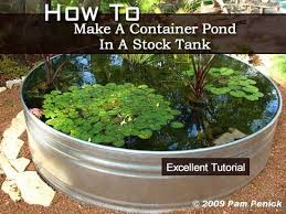 How To Make Backyard Pond by Best 25 Patio Pond Ideas Only On Pinterest Small Garden Ponds