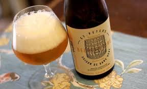 florida beer st peter u0027s saison de banc vert from green bench