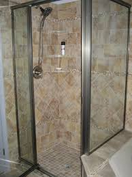 Bathroom Shower Panels by Bathroom Magnificent Tile Corner Shower For Bathroom Decoration