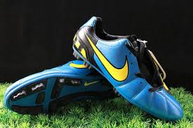 Nike T90 usa nike total 90 laser iii ag blue black yellow outlt whosesale