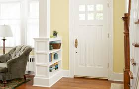 Photo Room Divider How To Build A Columned Room Divider This Old House