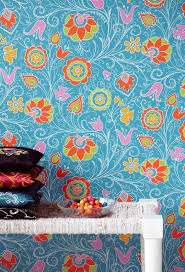 Moroccan Small Pattern Wallpaper Peel by Best 25 Bohemian Wallpaper Ideas On Pinterest Wallpaper Stairs