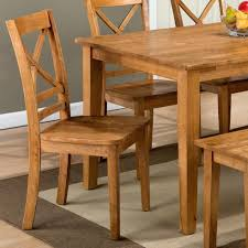 Dining Table 4 Chairs And Bench Dining Table Dining Table Decor Jofran Simplicity Honey 6 Piece
