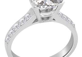 2 carat gold engagement ring ring 2 carat white gold ring modern bliss buy