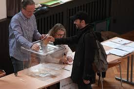 ouverture des bureaux de vote présidentielle ouverture des bureaux de vote en métropole lcp