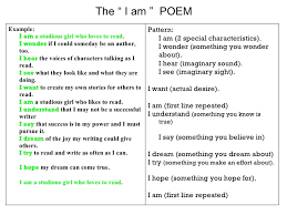 pattern poem definition picture poems