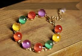 lucky beads bracelet images Fine jewelry bead bracelet semi precious stone beads bracelets jpg