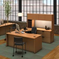 Home Office Solutions by Furniture Create Personal Work Space With Grey Office Furniture