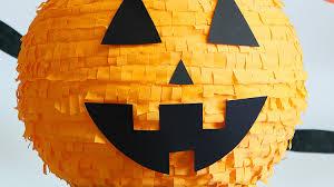halloween pumpkin piñata martha stewart