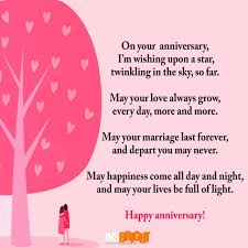 spr che zum jahrestag f r ihn happy anniversary poems for him or with images