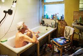 Cluttered House Photo Series Chronicles Life Of Compulsive Hoarder George Fowler