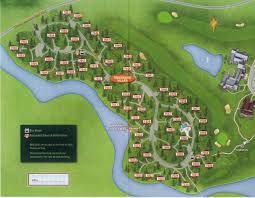Disney Florida Map by Review The Treehouse Villas At Disney U0027s Saratoga Springs Resort